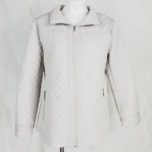 Giacca Quilted jacket gray XXL